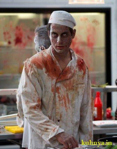 Кухня 4 сезон - зомби