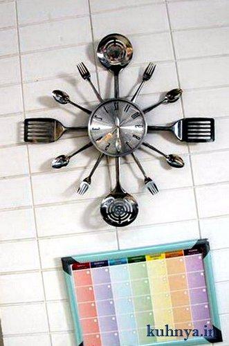 Часы из сериала Кухня