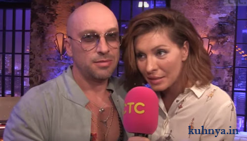 Дмитрий Нагиев и Елена Подкаминская